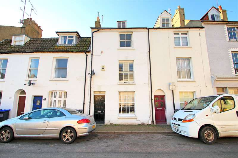 4 Bedrooms Terraced House for sale in Portland Road, Worthing, West Sussex, BN11
