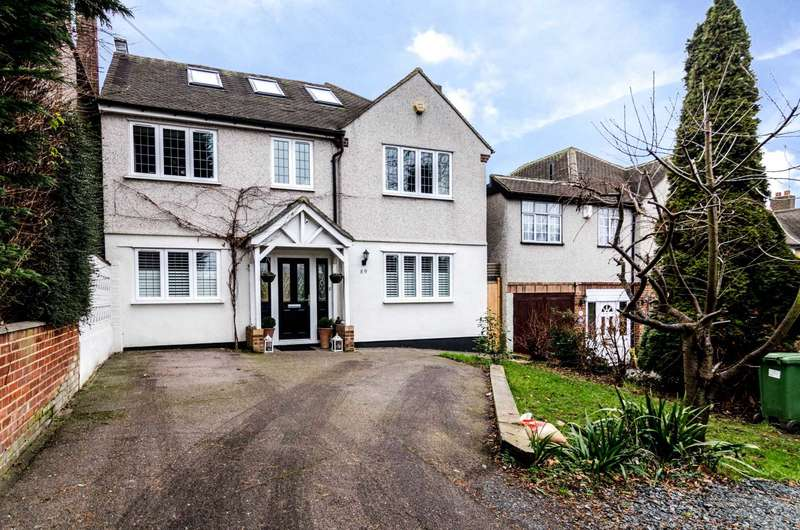 5 Bedrooms Detached House for sale in Danson Road, Bexleyheath, DA6 8HP