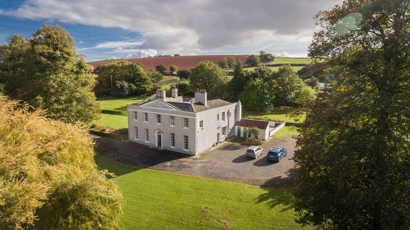 8 Bedrooms Detached House for sale in Fordton House, Crediton