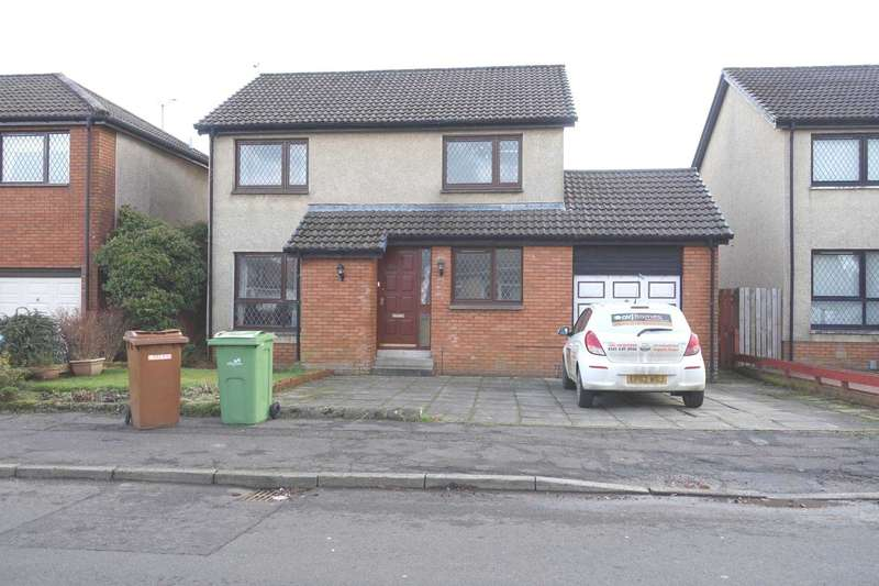 4 Bedrooms Detached House for sale in Broomfield Ave, Glasgow