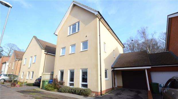 4 Bedrooms Semi Detached House for sale in Lysander Drive, Bracknell, Berkshire
