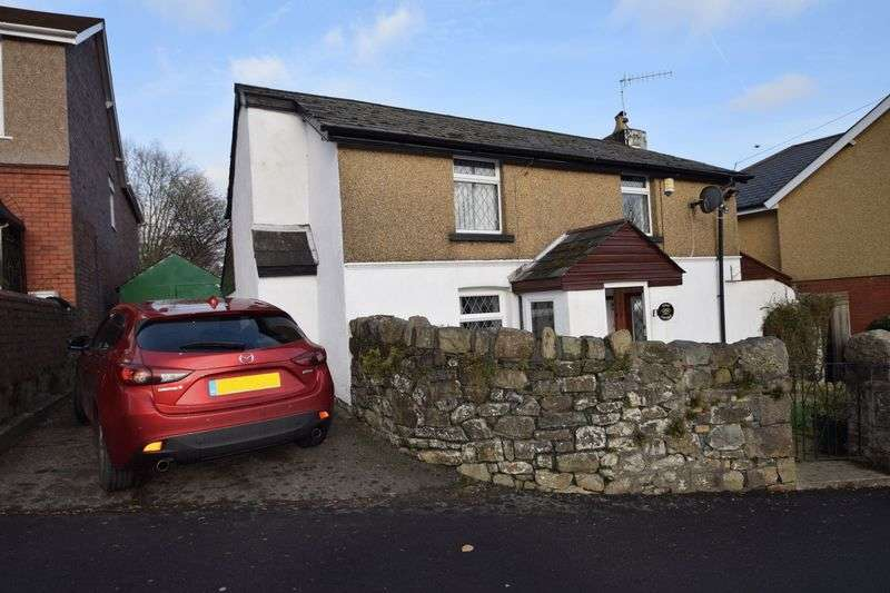 2 Bedrooms Cottage House for sale in Old Lane, Abersychan, Pontypool