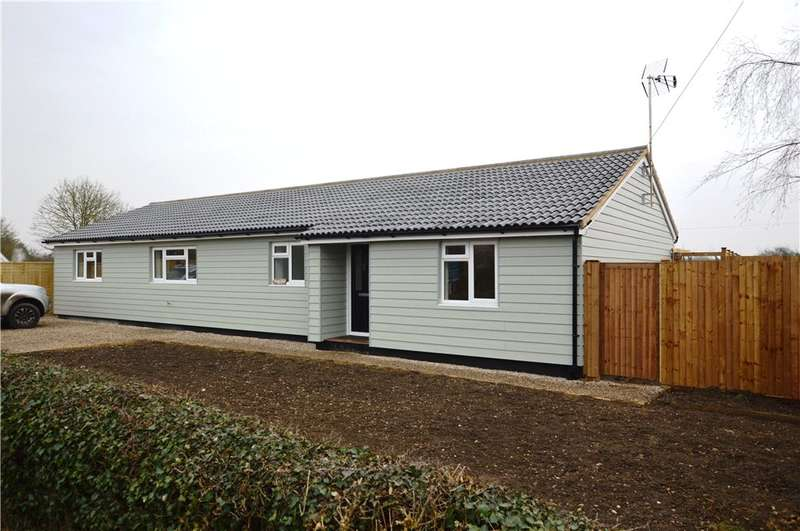 4 Bedrooms Detached Bungalow for sale in Molehill Green
