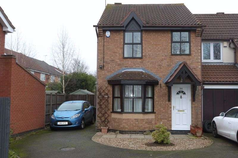 3 Bedrooms Terraced House for sale in Coales Avenue, Whetstone