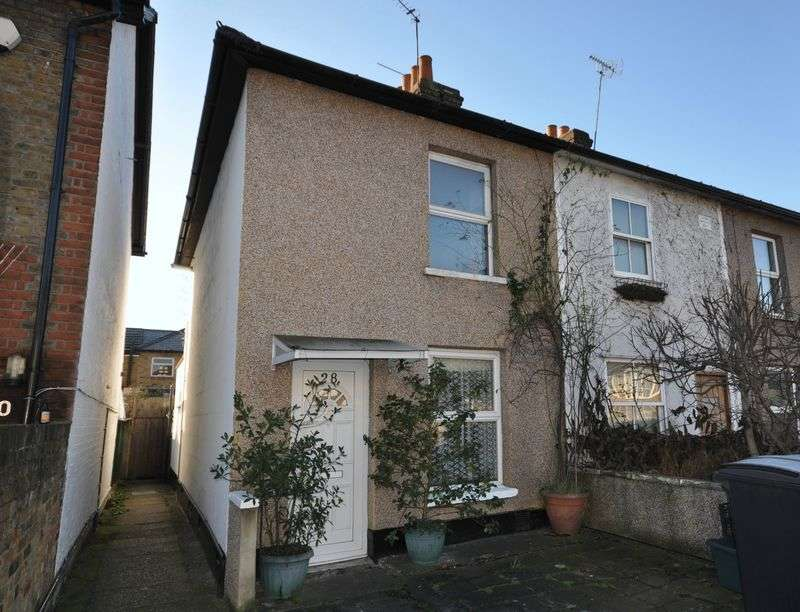 2 Bedrooms Terraced House for sale in Cambridge Road, Kingston Upon Thames