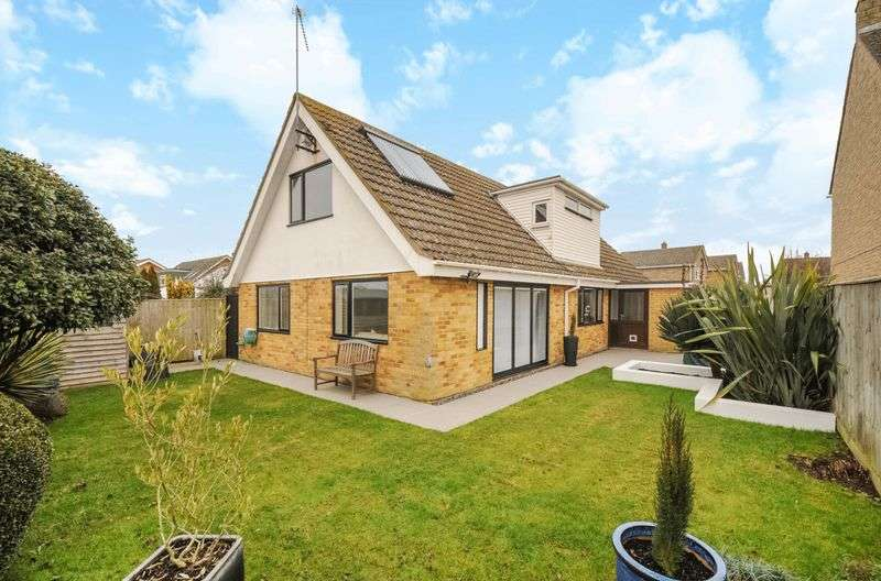 4 Bedrooms Detached House for sale in Masefield Crescent, Abingdon