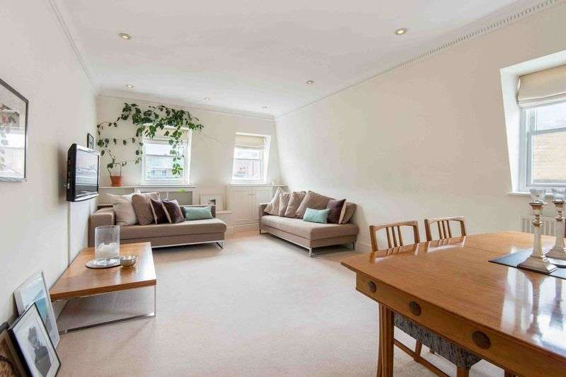 2 Bedrooms Flat for sale in Charles Lane, St Johns Wood, London, NW8