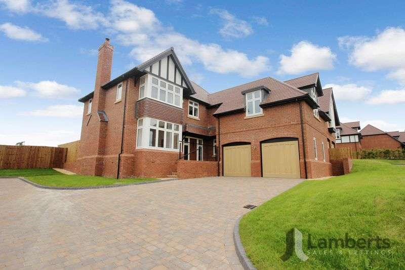 5 Bedrooms Detached House for sale in Stonehurst, Sambourne Lane, Redditch