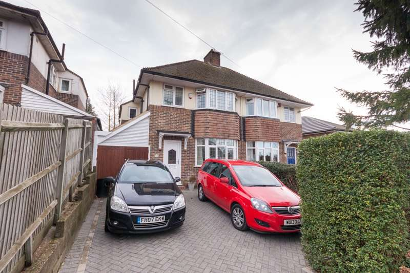 3 Bedrooms Semi Detached House for sale in Hoads wood road, Hastings, East Sussex, TN34
