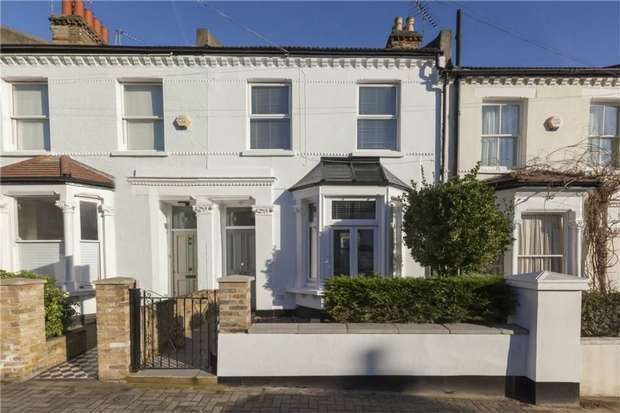 3 Bedrooms Terraced House for sale in Alderbrook Road, Clapham South, London
