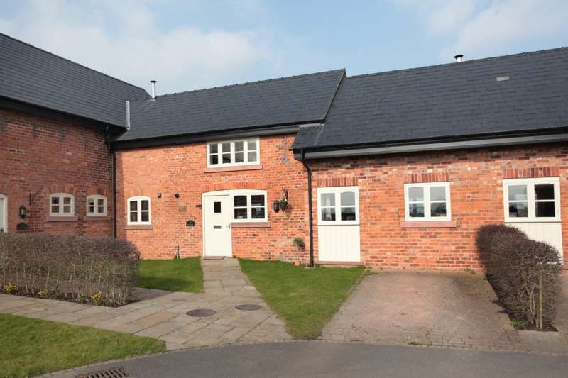 3 Bedrooms House for sale in 3 bedroom Barn Conversion Terraced in Wettenhall