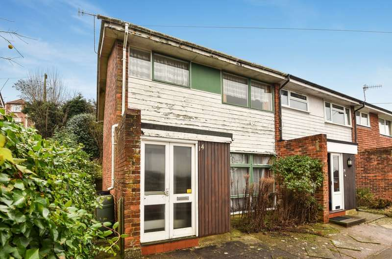 3 Bedrooms End Of Terrace House for sale in Farncombe