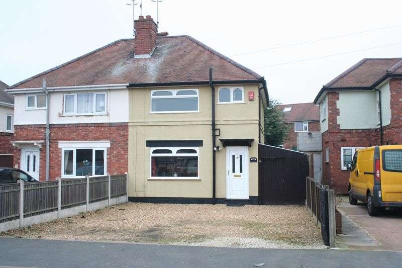 3 Bedrooms Semi Detached House for sale in WORDSLEY, Church Road