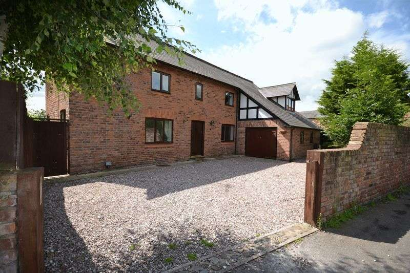 4 Bedrooms House for sale in Bretton Court Mews, Chester