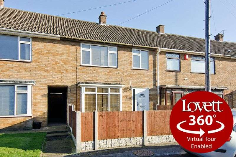 3 Bedrooms Terraced House for sale in Friary Crescent, Walsall