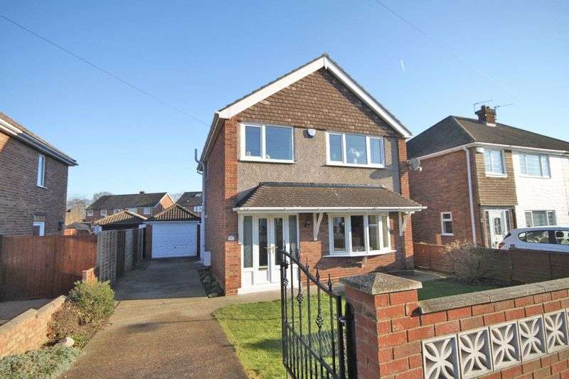 3 Bedrooms Detached House for sale in BAYONS AVENUE, SCARTHO