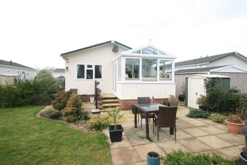 2 Bedrooms Detached House for sale in Chilton Park, Bridgwater