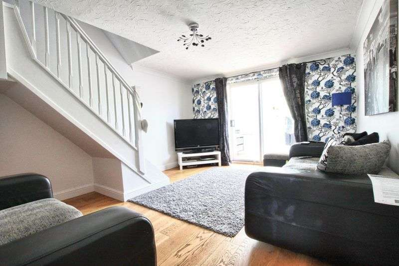 2 Bedrooms Terraced House for sale in Broomlee close , Ingleby Barwick