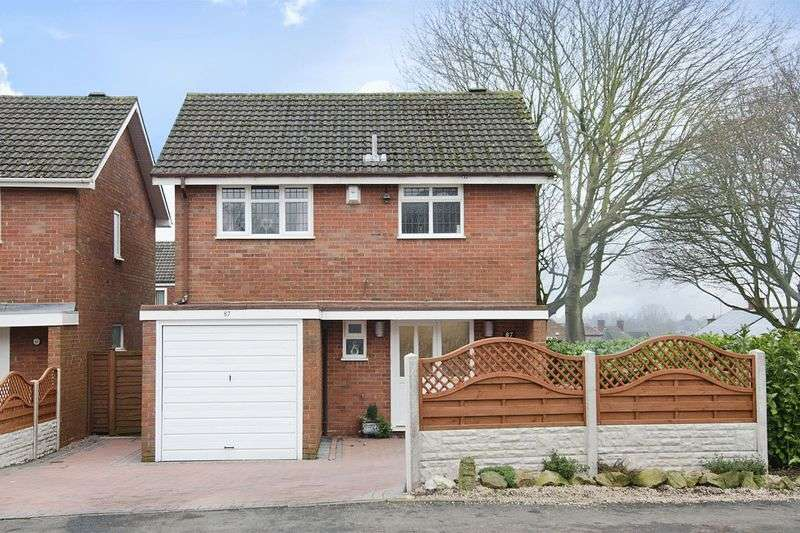 3 Bedrooms Detached House for sale in Belt Road, Hednesford, Cannock
