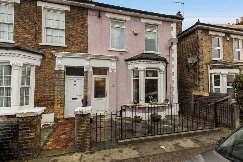 3 Bedrooms House for sale in Harcourt Road, Brockley