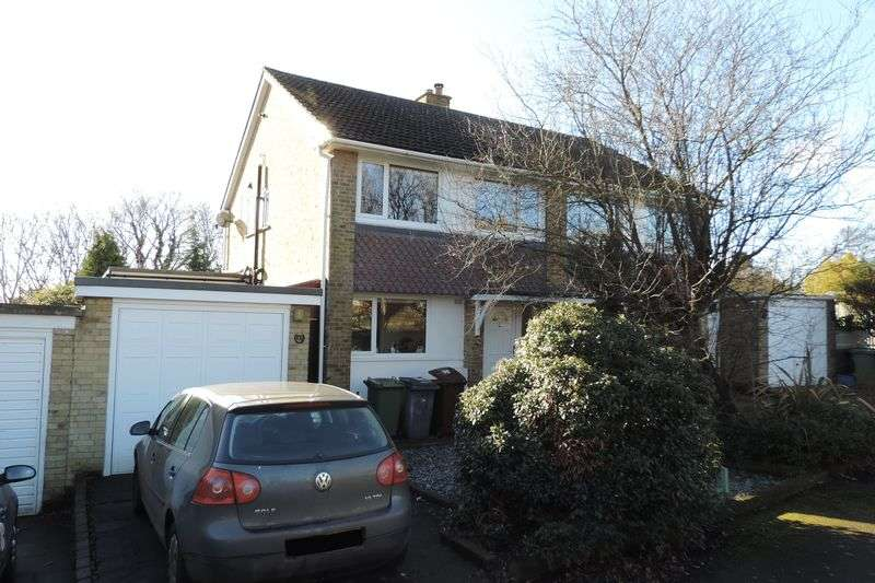 3 Bedrooms Semi Detached House for sale in Torrington Drive, Potters Bar