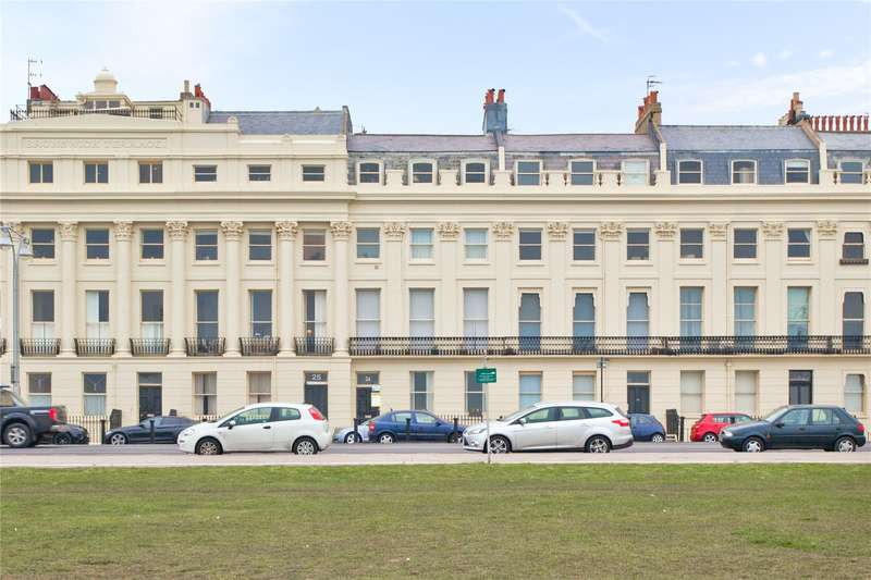 2 Bedrooms Flat for sale in Brunswick Terrace, Hove, East Sussex, BN3