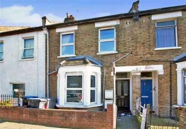2 Bedrooms Flat for sale in Cobbold Road, Harlesden, London