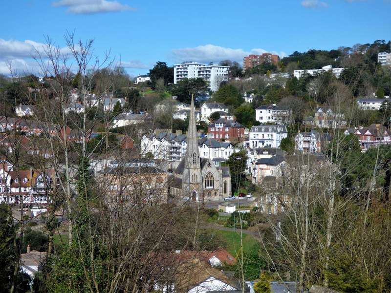 3 Bedrooms End Of Terrace House for sale in Lower Woodfield Road, Torquay
