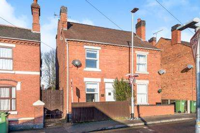3 Bedrooms Semi Detached House for sale in Newhall Street, Cannock, Staffordshire