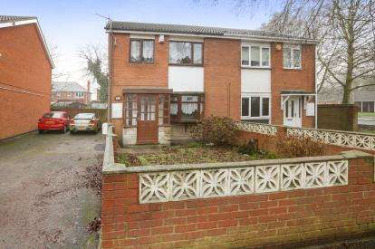 3 Bedrooms Semi Detached House for sale in Holloway Street, Stow Heath, Wolverhampton, West Midlands