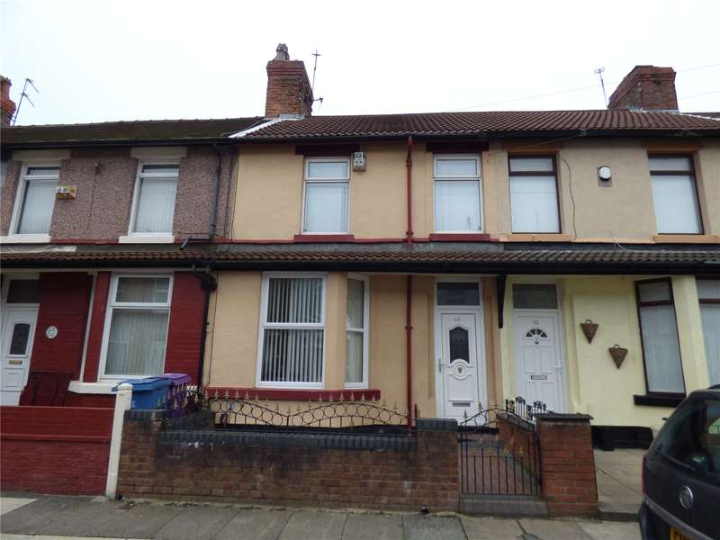 3 Bedrooms Terraced House for sale in Antrim Street, Liverpool, Merseyside, L13