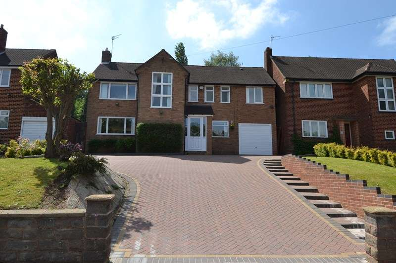 4 Bedrooms Detached House for sale in Moorcroft Road, Moseley, Birmingham