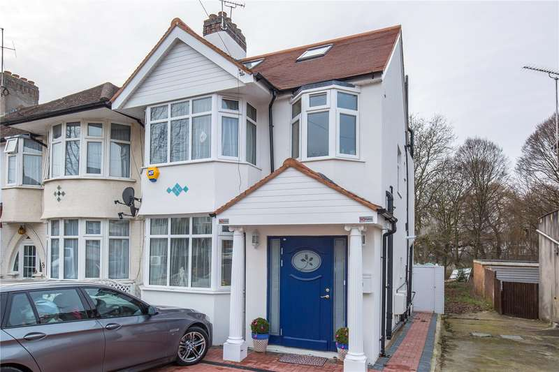3 Bedrooms Semi Detached House for sale in Colin Gardens, Colindale, London, NW9