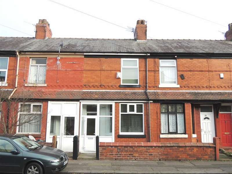 2 Bedrooms Property for sale in Rushmere Avenue, Levenshulme, Manchester