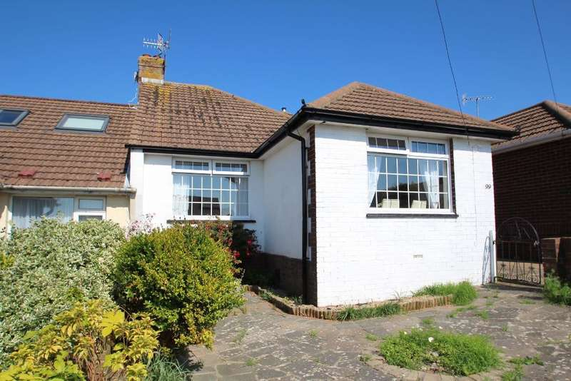 2 Bedrooms Bungalow for sale in North Lane, Portslade, East Sussex, BN41 2HF