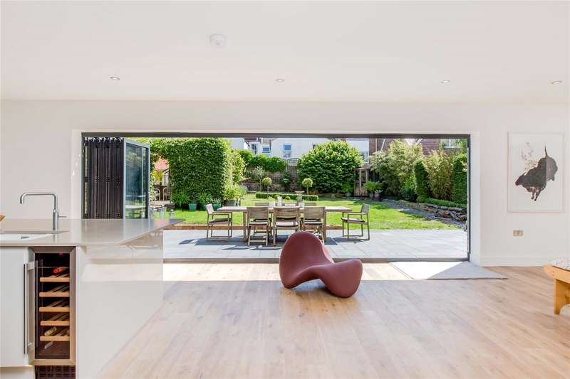 7 Bedrooms Detached House for sale in Dyke Road, Brighton, East Sussex, BN1