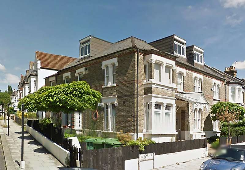 3 Bedrooms Flat for sale in Achilles Road, West Hampstead, NW6