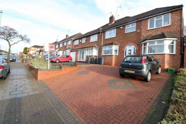 4 Bedrooms Semi Detached House for sale in Craythorne Avenue, Handsworth Wood, B20