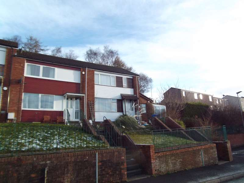 2 Bedrooms Terraced House for sale in 23 Cannich Drive, Paisley, PA2 7PJ