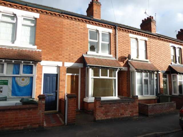2 Bedrooms Terraced House for sale in Arthur Street Loughborough
