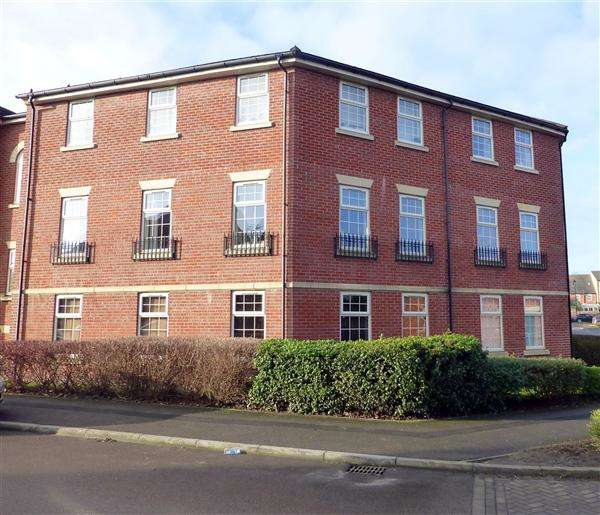 2 Bedrooms Apartment Flat for sale in Carlton Gate Drive, Kiveton Park, Sheffield