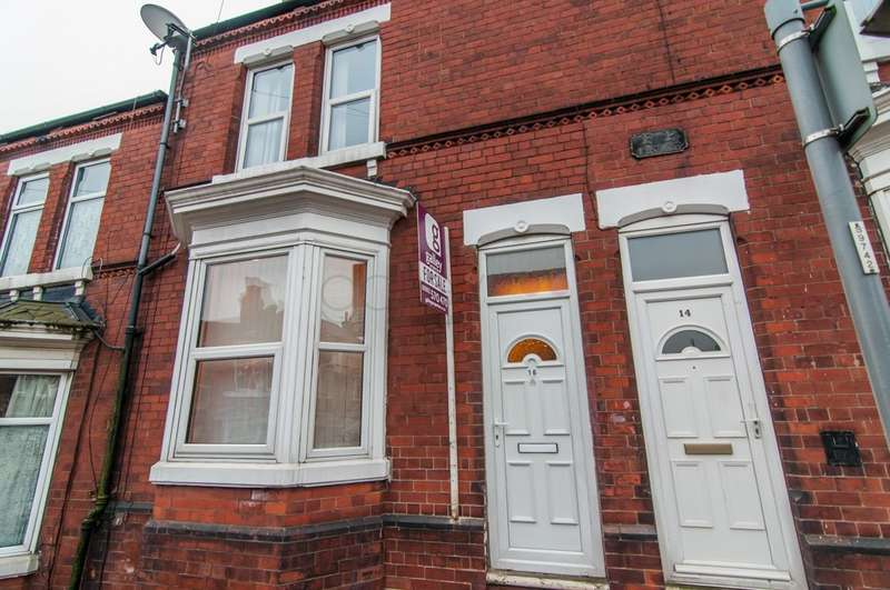 3 Bedrooms Terraced House for sale in Belmont Ave, Balby
