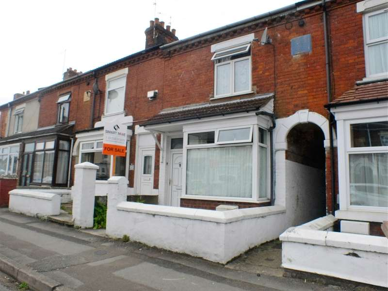 3 Bedrooms Terraced House for sale in Milton Road, Peterborough, Cambridgeshire. PE2 8DZ