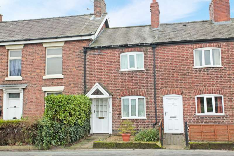 1 Bedroom House for sale in 1 bedroom House Terraced in Barnton