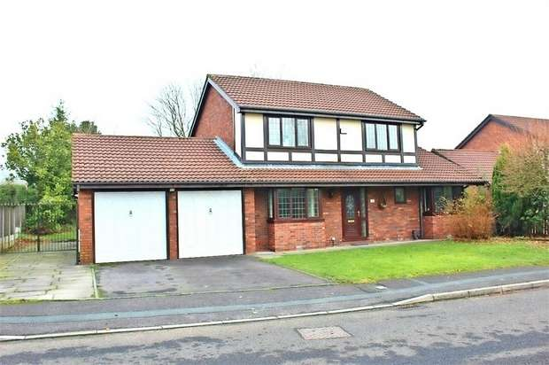 4 Bedrooms Detached House for sale in Firs Road, Bolton, Lancashire