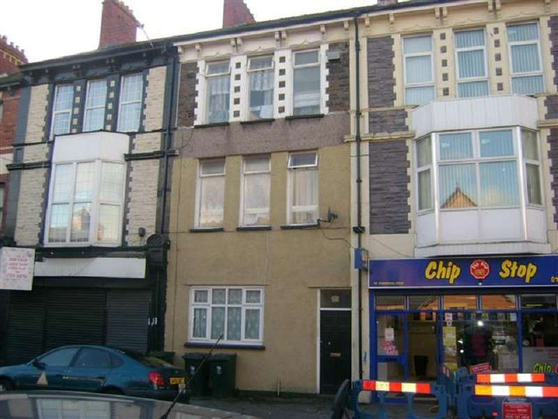 4 Bedrooms Terraced House for sale in Commercial Road, Newport, Gwent. NP20 2GW