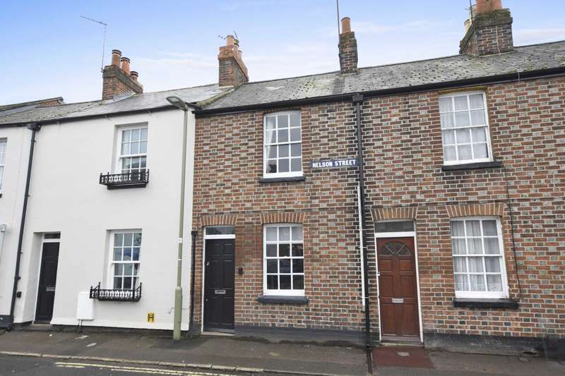 2 Bedrooms Terraced House for sale in Nelson Street, Jericho