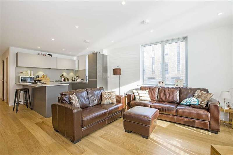 1 Bedroom Flat for sale in Portland Apartments, Battersea, London, SW11