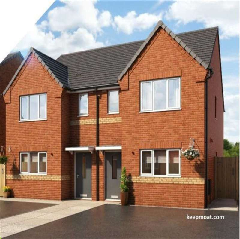 3 Bedrooms Property for sale in The Hetton, Limehurst Village, Rowan Tree Road, Oldham, OL8