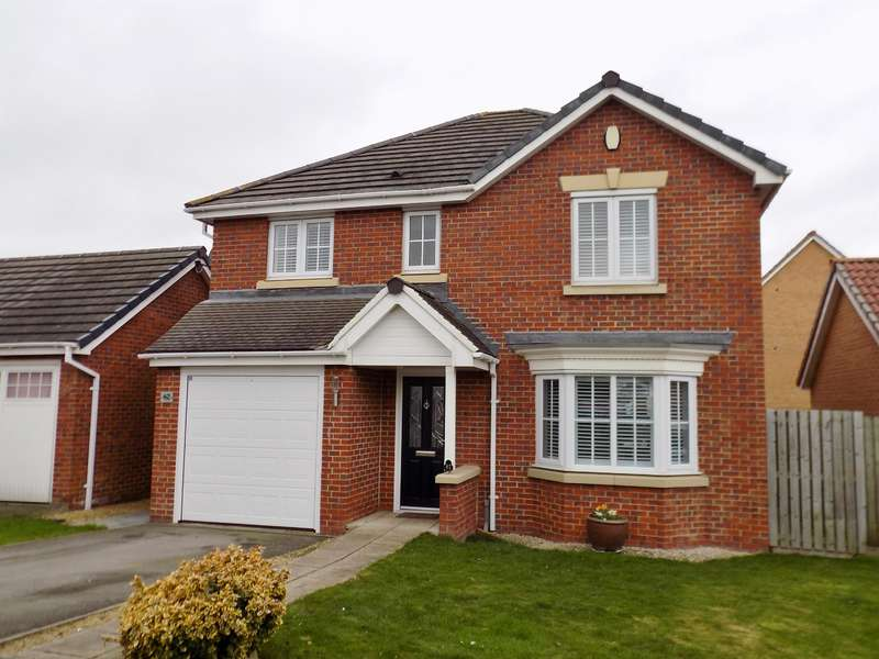 4 Bedrooms Detached House for sale in The Covert, Coulby Newham, Middlesbrough, TS8 0WN